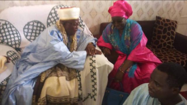 Le nouveau Khalife de Léona Niassène rappelle à Mimi Touré les liens entre Cheikh Abdoulaye Niass et son grand-père Madyou Touré