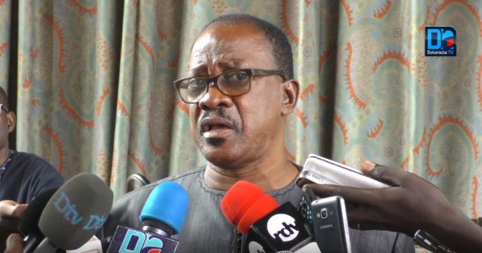 Commission ad hoc chargée de statuer sur la levée de l'immunité de Khalifa Sall : Madické Niang démissionne