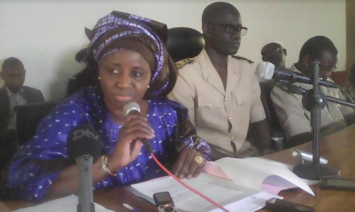 """Lancement du centenaire de la Commune de Kaolack : """" Kaolack, c'est l'histoire du Sénégal en miniature""""(Mariama Sarr)"""
