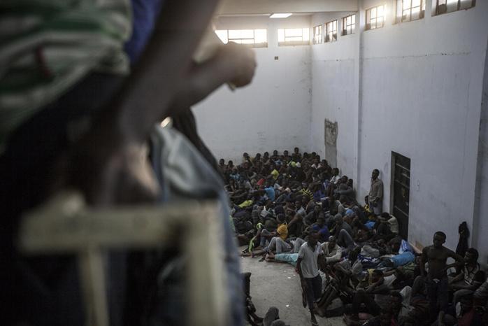 Ventes d'esclaves noirs en Libye : L'ACT accable les dirigeants d'états africains