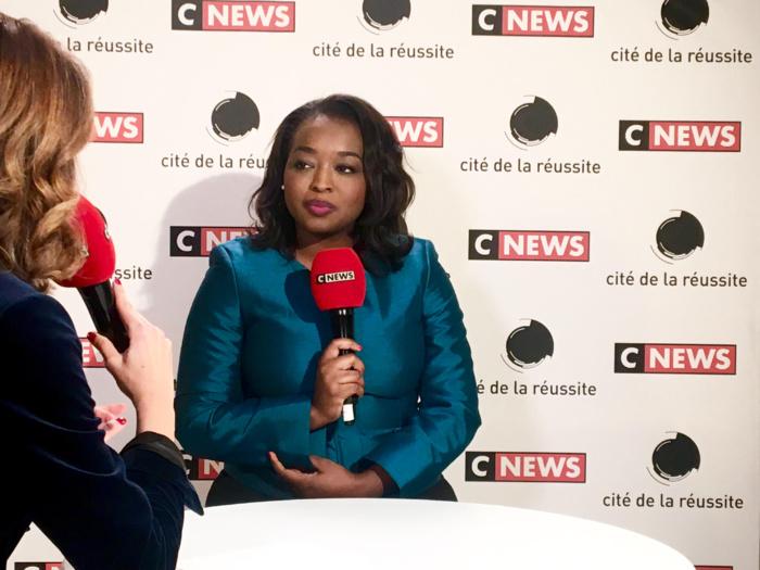 Amy Sarr Fall annonce sur CNEWS l'organisation prochaine de la Conférence mondiale pour l'Education à Paris (Global Education Initiative 2018)