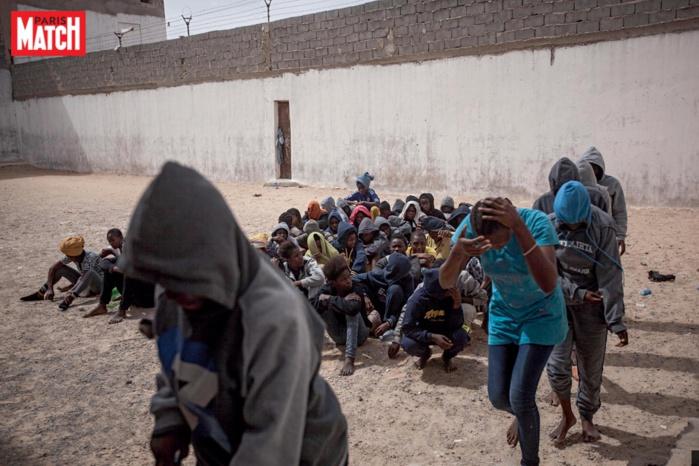 AND JEF/PADS : DECLARATION SUR LA VENTE AUX ENCHERES DE NOS FRERES AFRICAINS NOIRS EN LIBYE