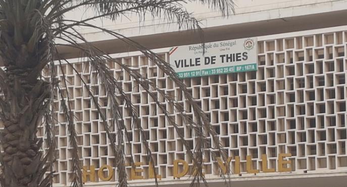 Session ordinaire du Conseil de la Ville de Thiès : 70 conseillers sur 80 boudent Talla Sylla