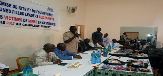 Interventions de l'ANRAC en Casamance : Vers un maillage de Sédhiou et de Kolda.