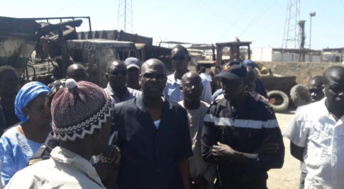 Pikine : Abdoulaye Thimbo pour la requalification et la restructuration de Pakk Lambaye