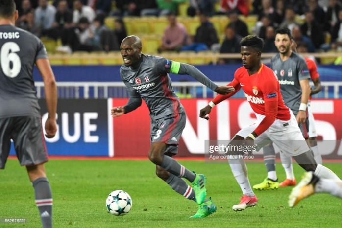 Ligue des champions : Monaco et Keita Baldé éliminés
