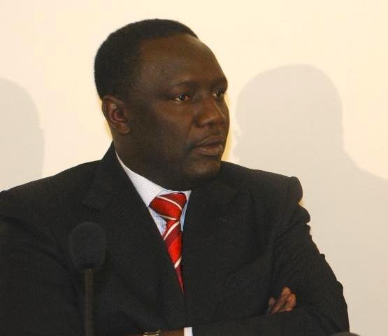 Dr Mamadou Lamine Ba ...  Du Dialogue politique