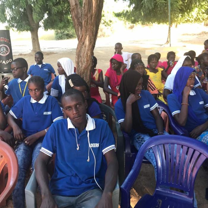Réélection du président Macky SALL : Fatoumata Niang Ba entame sa tournée de massification