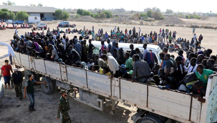 Marché aux esclaves en Libye : l'Union africaine lance un appel à l'aide