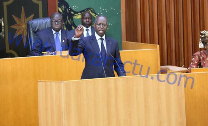 Reconduit après les législatives : Le PM fait sa déclaration de politique générale le 5 Décembre