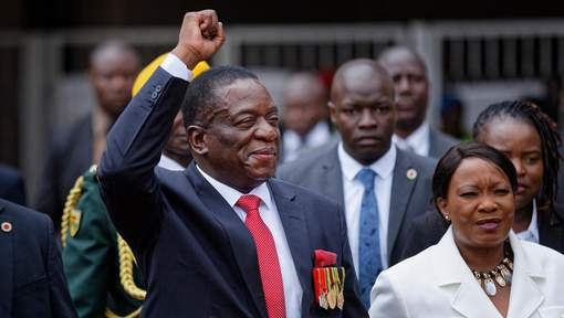 Mnangagwa succède officiellement à Mugabe