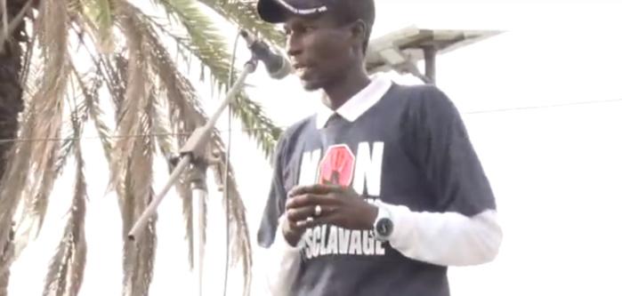 Abdourahmane Sow du M 23 accuse : « L'Occident a attaqué la Libye sur la base de mensonges »