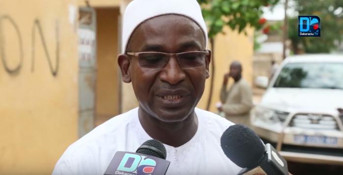 Idrissa Diallo après le déguerpissement des Khalifistes : «  C'est très grave qu'en tant qu'ancien député on m'interdise de m'approcher de l'Assemblée nationale »