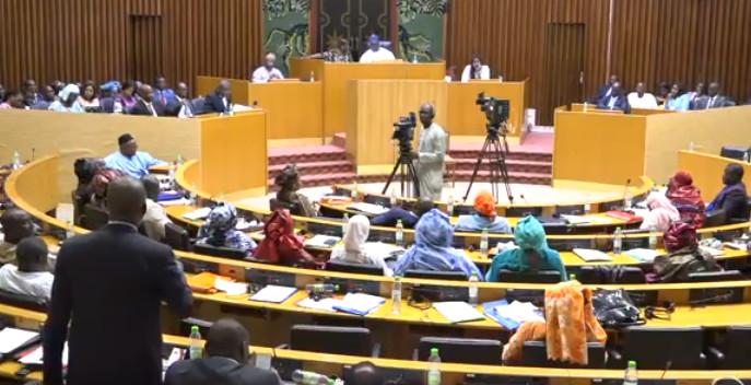 Libération d'office de Khalifa Sall : l'Assemblée nationale rejette la demande de Issa Sall