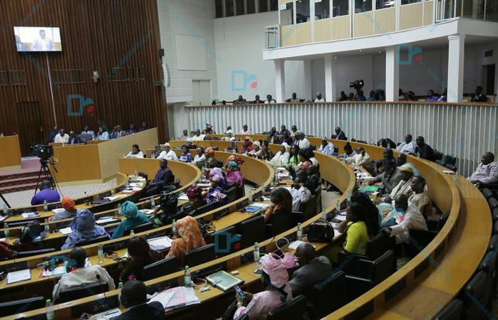 L'immunité parlementaire de Khalifa Sall est levée : 123 pour, 25 contre et zéro abstention