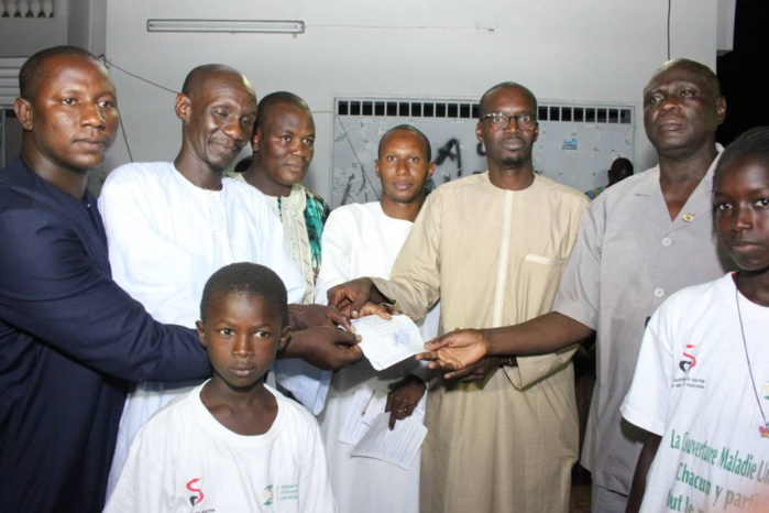 """Mamadou KASSE, APR Tamba """" le Président Macky SALL a respecté tous les engagements pris devant les citoyens"""""""
