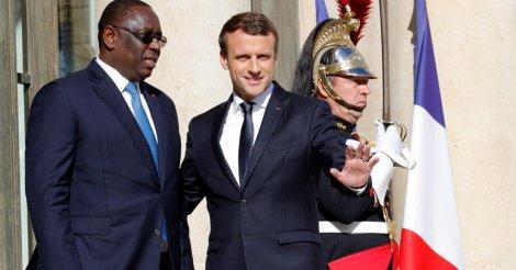 Visite en Afrique : Macron sera à Dakar en février