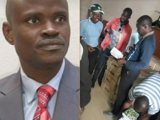 Latmingué : Le Dr Macoumba Diouf dégage 6 millions de FCfa pour l'achat de fournitures scolaires destinées aux potaches de la commune