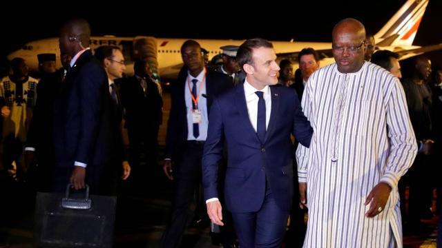 Alerte: Emmanuel Macron annonce la levée du secret défense dans le dossier Sankara