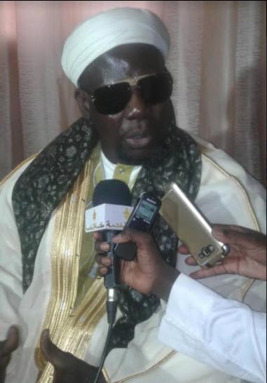 """Serigne Bouba Niass, fils du Khalife de Médina Baye : """" À quelques jours du Gamou, nous avons noté un manque d'eau inquiétant à Médina Baye"""""""