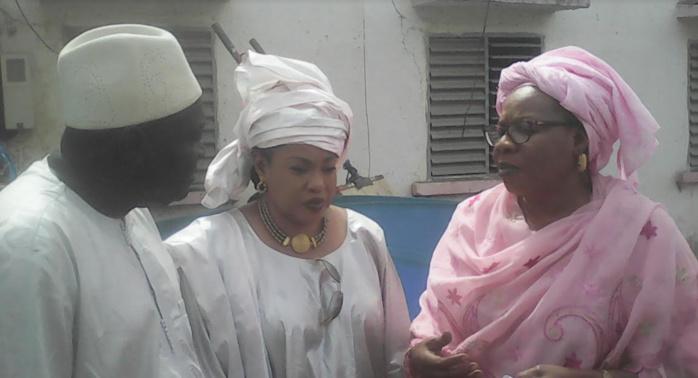 Gamou 2017 : La ministre de la femme à Kaolack pour rendre visite aux foyers religieux