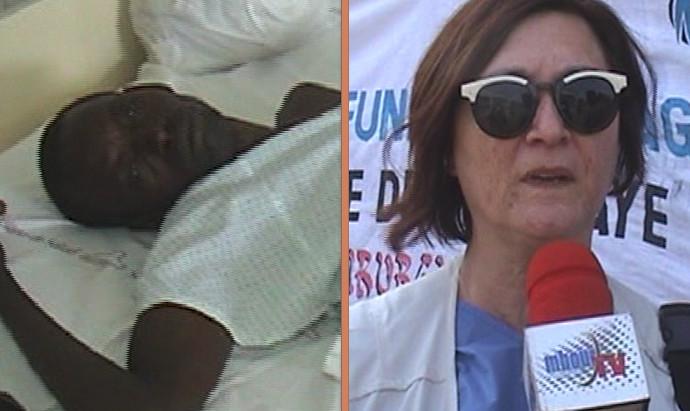 MBOUR/L'ONG CHIRURGIA SOLIDARIA EN COLLABORATION AVEC LE DIANTE BOU BESS VEULENT OPÉRER 400 PERSONNES GRATUITEMENT …