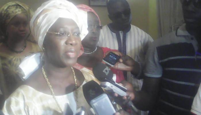 Kaolack : Anta Sarr Diacko a sollicité les prières du Khalife de Médina Baye pour la réussite des objectifs du président Sall en 2019