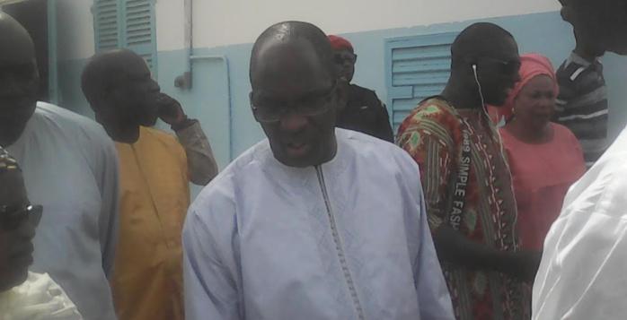 Kaolack : Le ministre Abdoulaye Diouf Sarr reçu par les différents chefs religieux de Kaolack