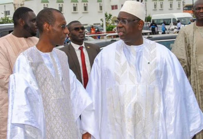 Abdoulaye Daouda Diallo mobilise le 3 décembre pour la réélection de Macky Sall en 2019