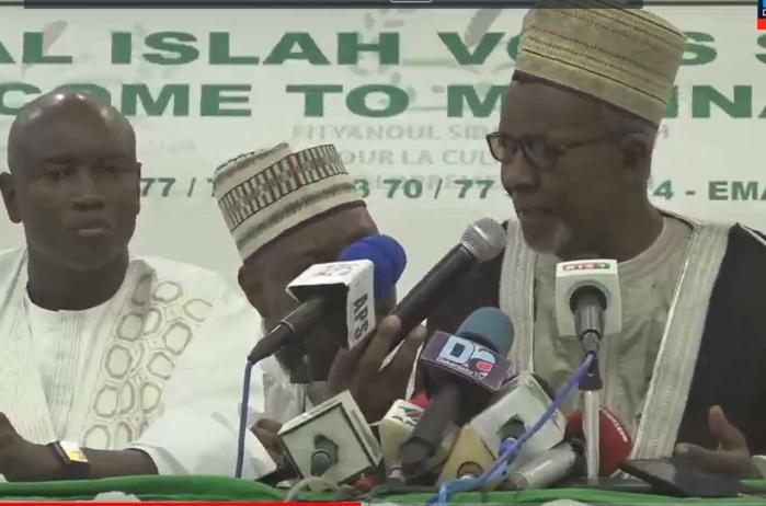 Le représentant du Khalife de Médina Baye à Aly Ngouille Ndiaye : « Il n'est pas facile d'édifier un Etat »