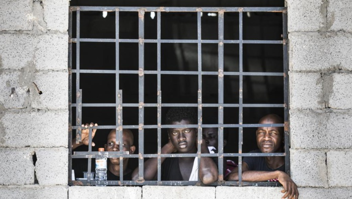 Migrants en Libye : Pas d'intervention militaire selon l'Union européenne