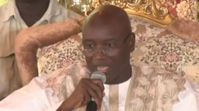 Assainissement de Tivaouane : le gouvernement rassure Serigne Mbaye Sy Mansour