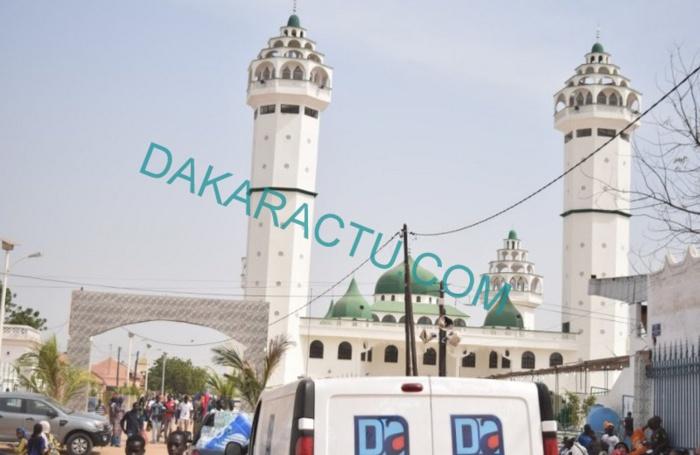 Médina Baye : l'esplanade de la mosquée se transforme en foire le temps du Gamou (Images)