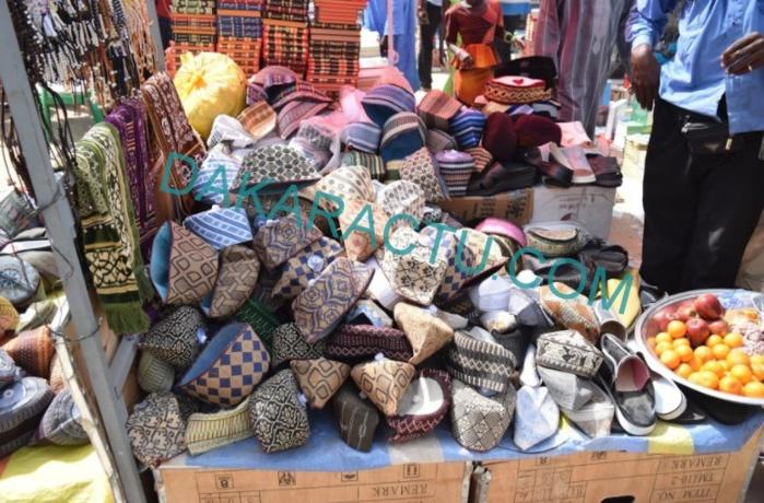 Médina Baye : Les vendeurs se frottent les mains en ce jour de Gamou