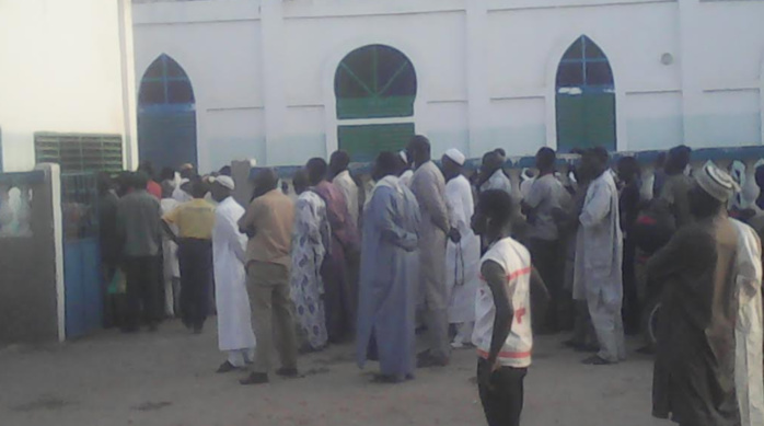 Léona kanéne : El Hadj Souleymane Kane a été inhumé et accompagné jusqu'à sa dernière demeure