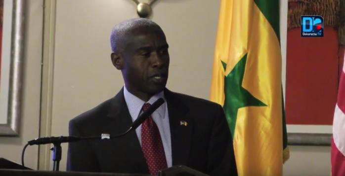"""L'Ambassadeur des Etats-Unis à la clôture du Programme """"Educating for Peace"""", ce lundi"""