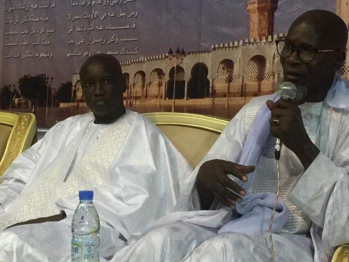 Célébration du Gamou chez le Ministre Aly Ngouille (images)