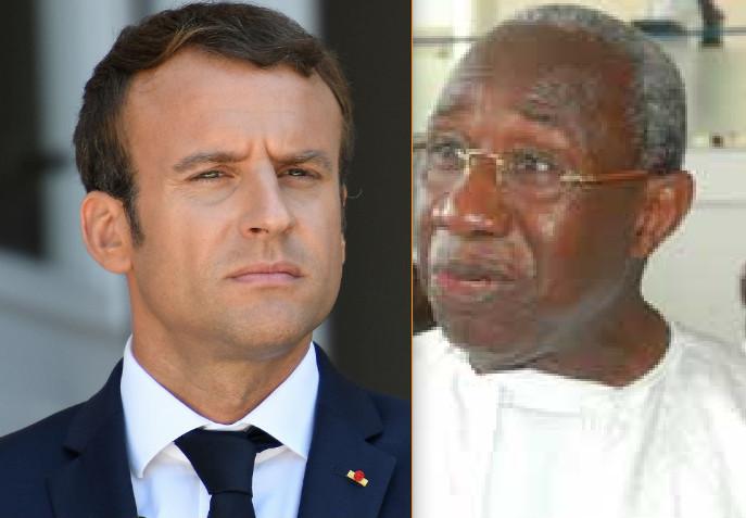 Projet de réécriture de l'Histoire du Sénégal : Macron source Iba Der Thiam