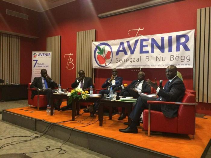 Démission de Mame Adama Guèye de  leur plateforme : « Avenir, Senegaal bi ñu bëgg »  pense que c'est lié aux investitures lors des législatives