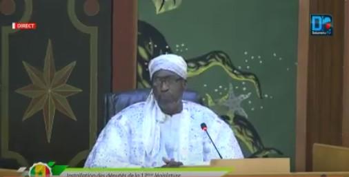 Abdoulaye Matar Diop à l'opposition sur le dialogue : « Ne politisez pas cette affaire c'est à votre détriment »