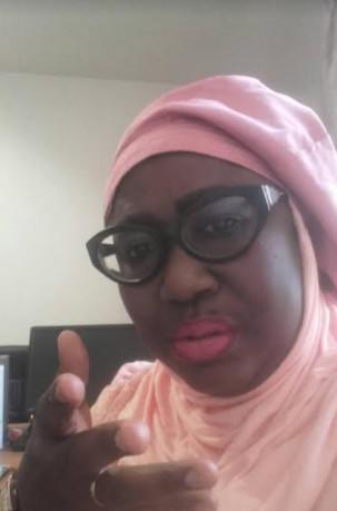 Assemblée Nationale : Adji Mergane Kanouté sollicite des postes de police de proximité pour Médina Baye, HLM, Bongré, Sara...