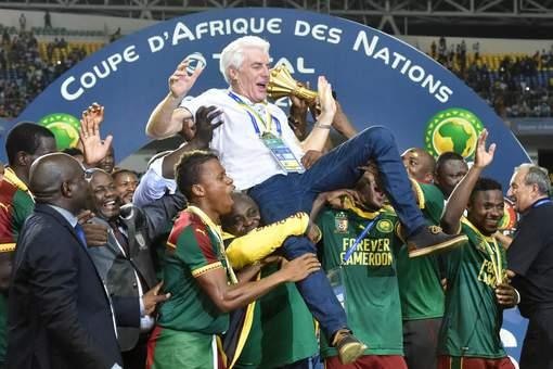Le Cameroun se sépare du sélectionneur belge Hugo Broos