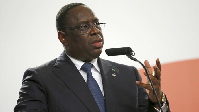 MACKY SALL : « L'élection de 2019 est une fenêtre qui ne va pas ralentir la projection et la trajectoire définies pour le pays par les Sénégalais »