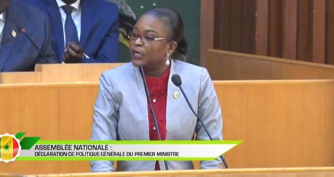 Marie Sow Ndiaye député (opposition) au PM: « Votre gestion après 6 ans montre un chômage endémique et un  désespoir sans précédent»
