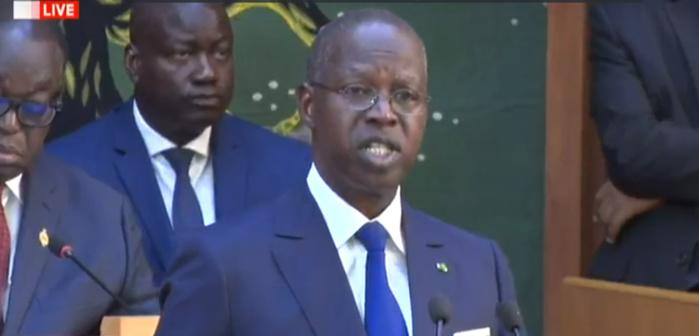"""Mahammed Boun Abdallah Dionne : """"Il y' a pas un Sénégal pour les étrangers..."""""""