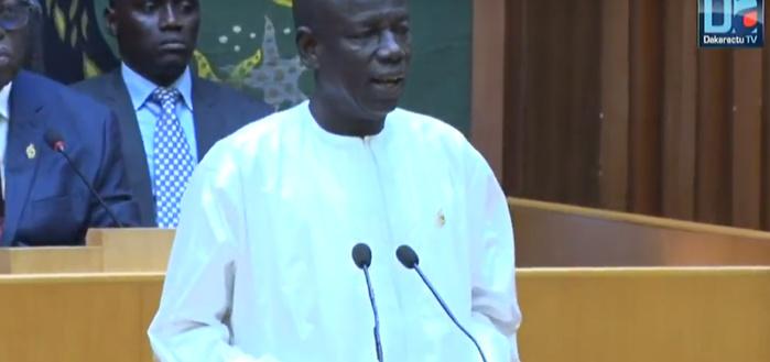 """""""Vous nous avez convaincu"""" ( Abdoulaye Wilane au Premier ministre)"""