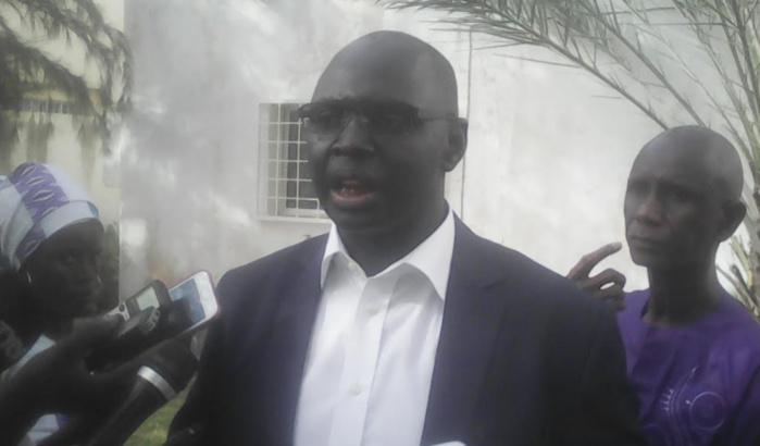 """Baba Ndiaye, président du Conseil départemental de Kaolack : """" Nous n'avons pas encore les moyens de nos ambitions """""""