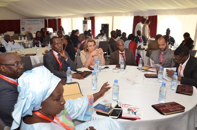 Congrès de l'AEI de France : Le dispositif PEPITE transféré au Sénégal