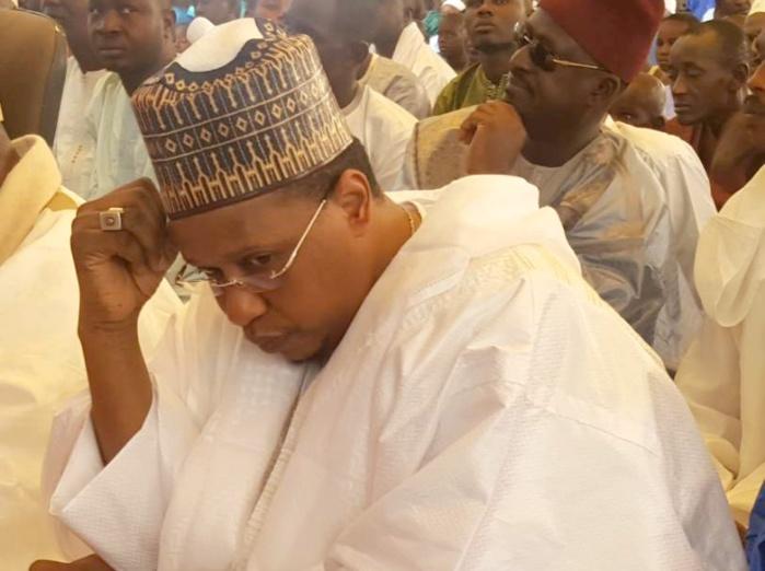 LOUGA/Cheikh Oumar Bachir Tall, fils du Khalife général de la famille Omarienne se dit écœuré par la situation des africains en Libye.