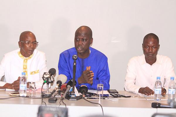 Réplique des avocats de Khalifa Sall à la réponse de l'Etat sur la caution du maire de Dakar